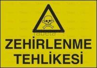 Zehirlenme Tehlikesi