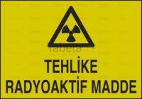 Tehlike Radyoaktif Madde