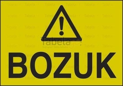 Bozuk
