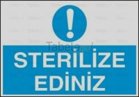 Sterilize Ediniz