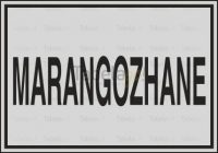 Marangozhane
